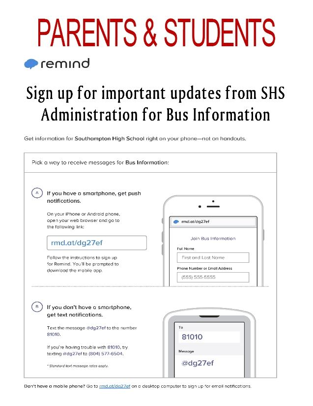 Bus Information-Remind